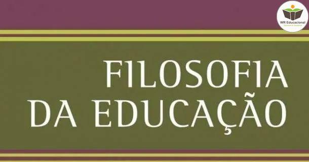 Resultado de imagem para Filosofia da Educação