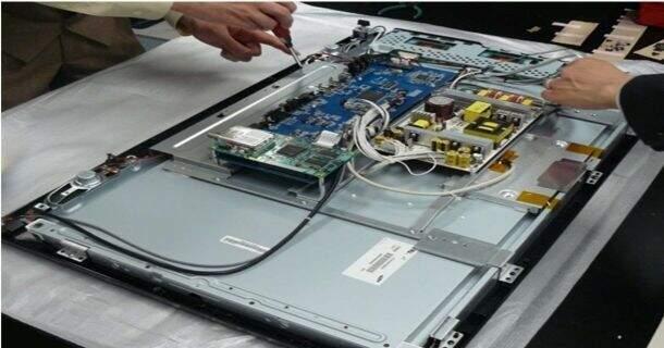 9d0e41c1c38de Curso de Manutenção e Conserto de TV LCD com Certificado Válido em todo  Brasil